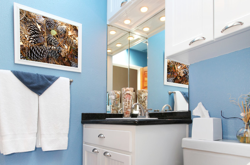 how to make small spaces look bigger manalapan nj