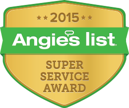 Angie's List Super Service Award, 2015